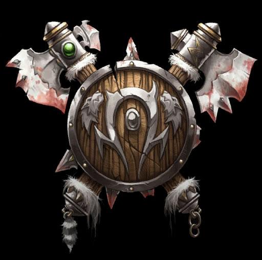 warcraft historia do mundo OrcCrest1
