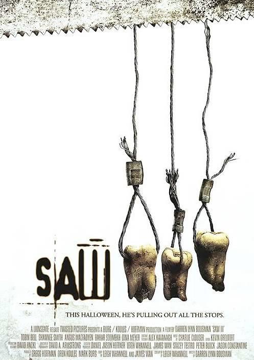 Zāģis III/Saw III Saw3