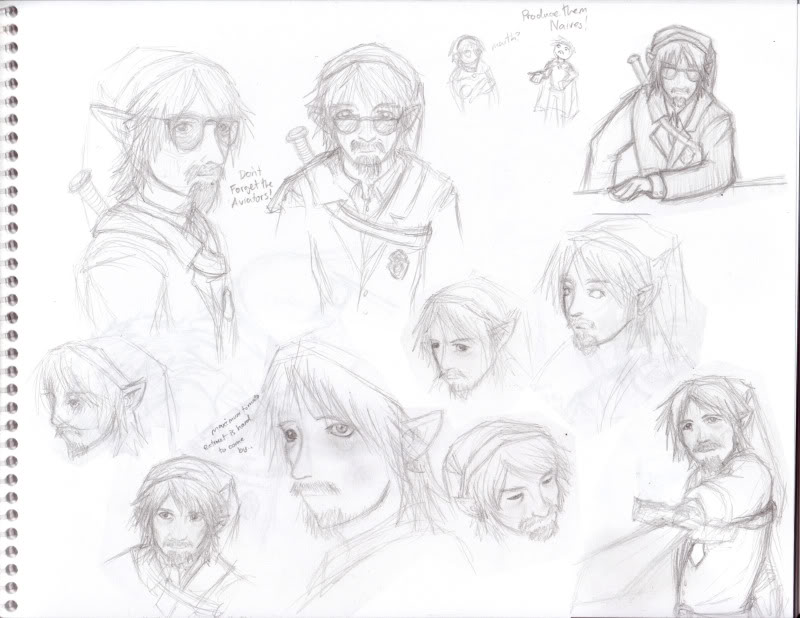 There Will Be Brawl Fanart - Page 32 TWBB-LinkSketches