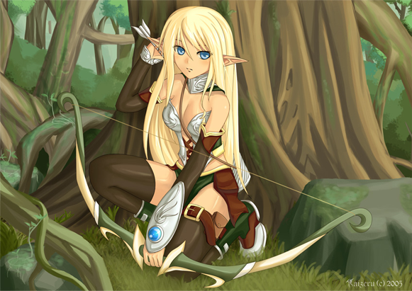 Siggys a start Forest_of_elves