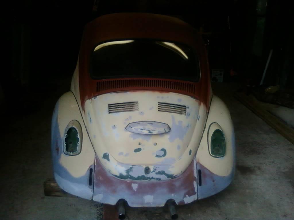 My 1970 Beetle 005