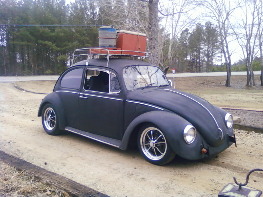 My 1970 Beetle 160