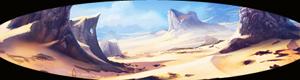 Desierto de Enuere