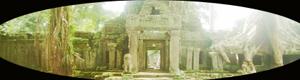 Templo perdido de los antepasados