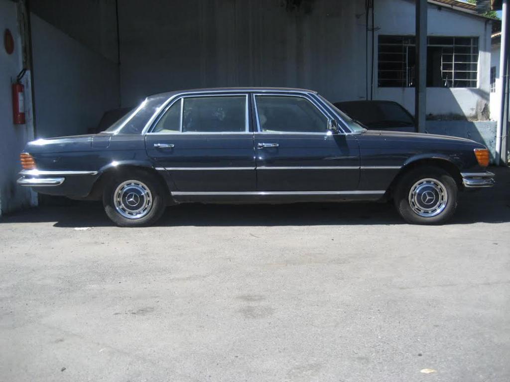lucio siffert - W116 450SEL 1976 - R$36.000,00 Unnamed_zps9c5add46