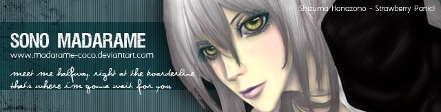 Personajes solitarios - Página 2 Shizumafim