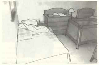 Chapter 11 - Analysis Of A Crime Scene - Apartment 5A MaddieTurnedDownBed