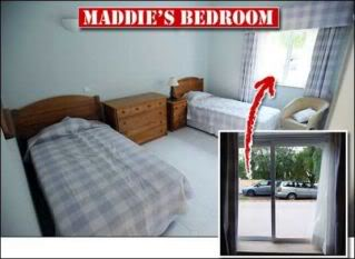 From My Big Desk: Where was Maddie when the lights went out? Maddiesbedroom202