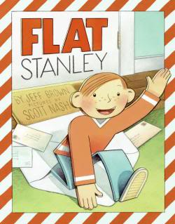 From My Big Desk: Where was Maddie when the lights went out? Flatstanley