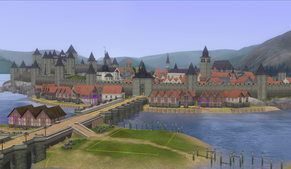 The Medieval City of Praaven [Test Version November 12th]- Let's get Building! Docks1