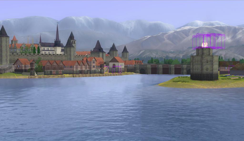 The Medieval City of Praaven [Test Version November 12th]- Let's get Building! Docks2