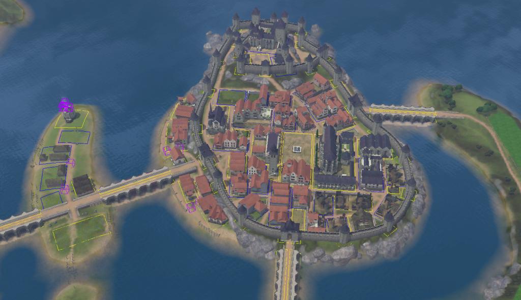 The Medieval City of Praaven [Test Version November 12th]- Let's get Building! OverviewNov22