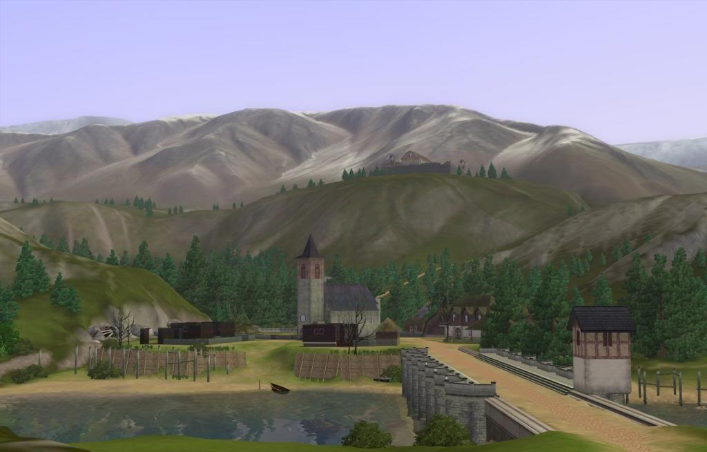 The Medieval City of Praaven [Test Version November 12th]- Let's get Building! Screenshot-31