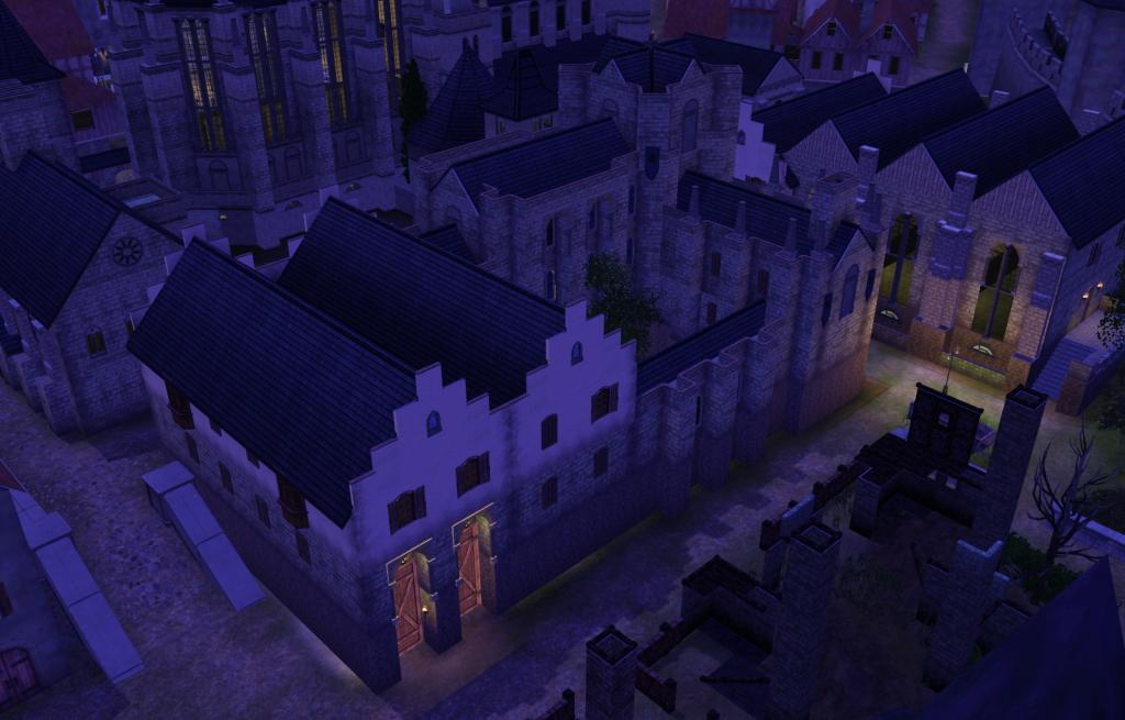 The Medieval City of Praaven [Test Version November 12th]- Let's get Building! Screenshot-43-1
