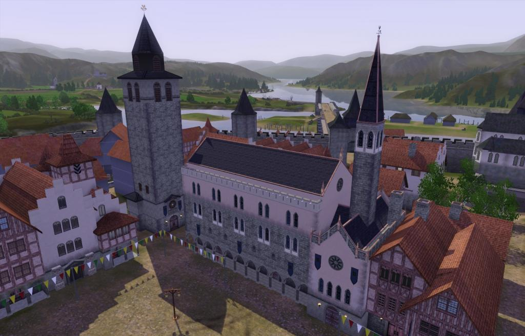 The Medieval City of Praaven [Test Version November 12th]- Let's get Building! Screenshot-71-1