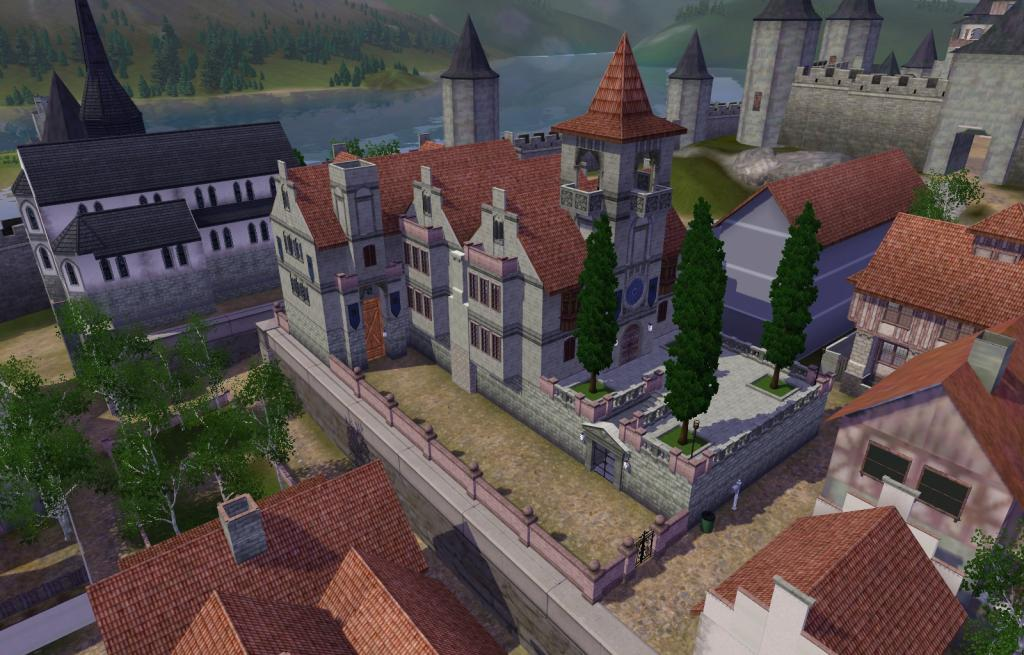 The Medieval City of Praaven [Test Version November 12th]- Let's get Building! Screenshot-72-1