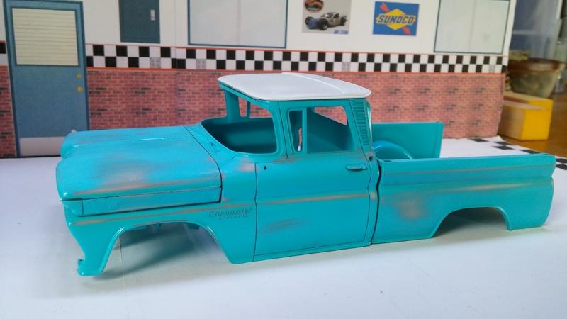 1960 Chevy Pickup 0319161551