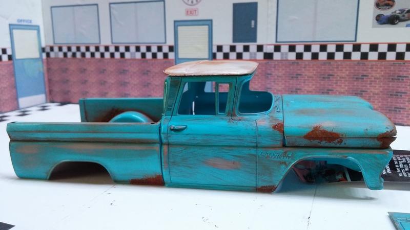 1960 Chevy Pickup 0320161257