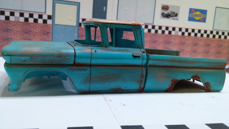 1960 Chevy Pickup 0320161258