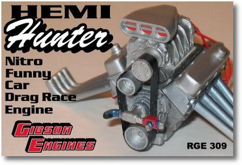 Shark's Realm Team Camaro HemiHunter