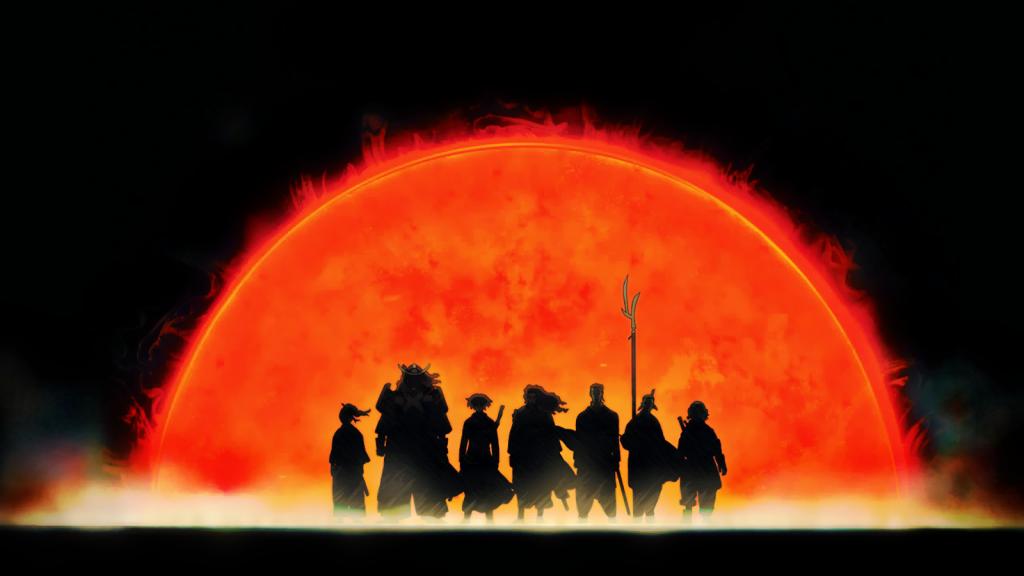 [Wallpaper] Samurai 7 Samurai_7_Render_by_iammrx_zpsc6b6889b