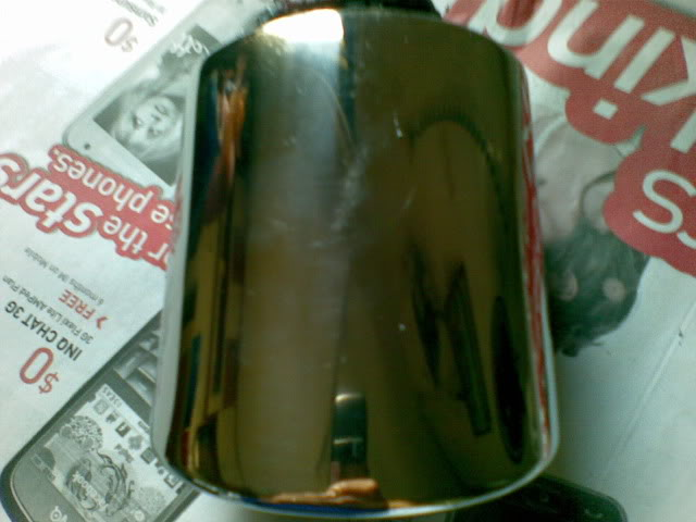 WTS: Cheap Exhaust Tip and Genuine Momo Steering 23012010001