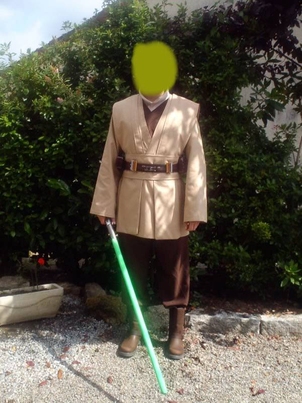 Projet costume et accessoire Kit fisto 03