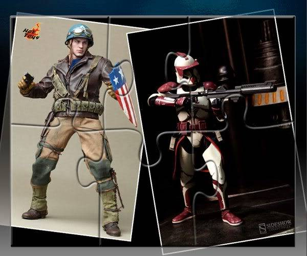 Sideshow - Commander Fox - SDCC 2012 Exclusive 1-21