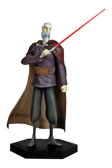 Count Dooku Animated - Clone Wars 1-5