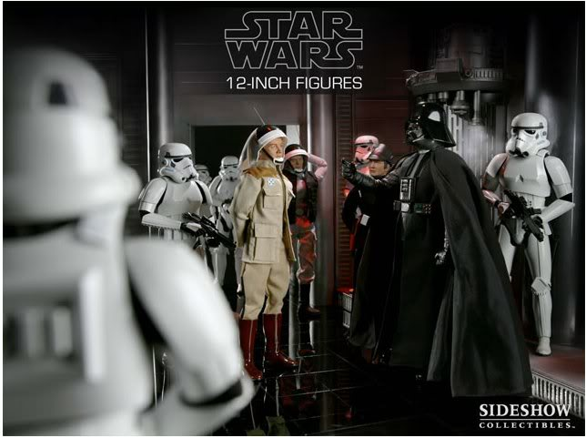 Stormtrooper 12 inch 12poucesside