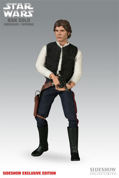 "SW : Han Solo Smuggler Tatooine 12"" figures 21701_press01-001"
