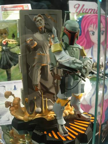 Boba Fett and Carbonite Animated 2703476415_2f3682ac47
