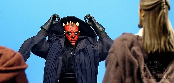 Lord of the Sith - 12 inch figures 37