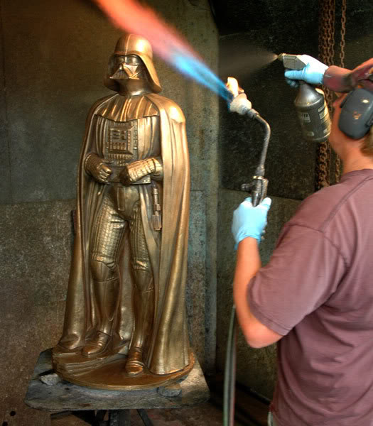 Darth Vader - Noble Studio Statue 4-3