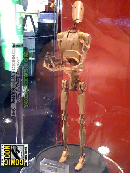 statue battle droid gentle giant 4-4
