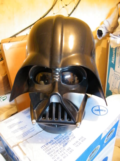 Darth Vader helmet Don Post... - Page 3 50