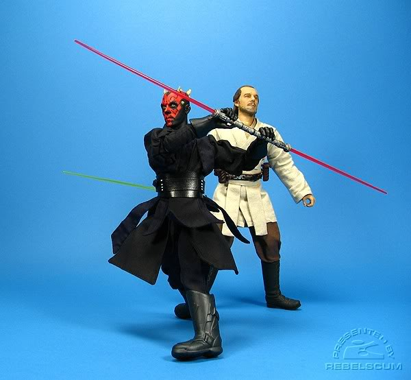 Lord of the Sith - 12 inch figures 62