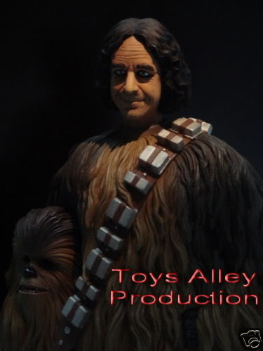 Chewbacca - Peter Matthew Mini-bust 62e8_12