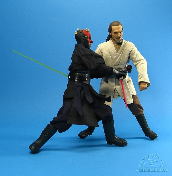 Lord of the Sith - 12 inch figures 63