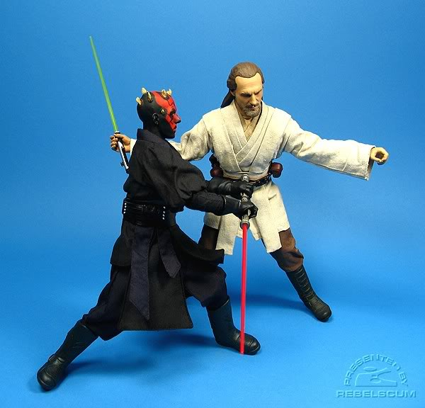 Lord of the Sith - 12 inch figures 64