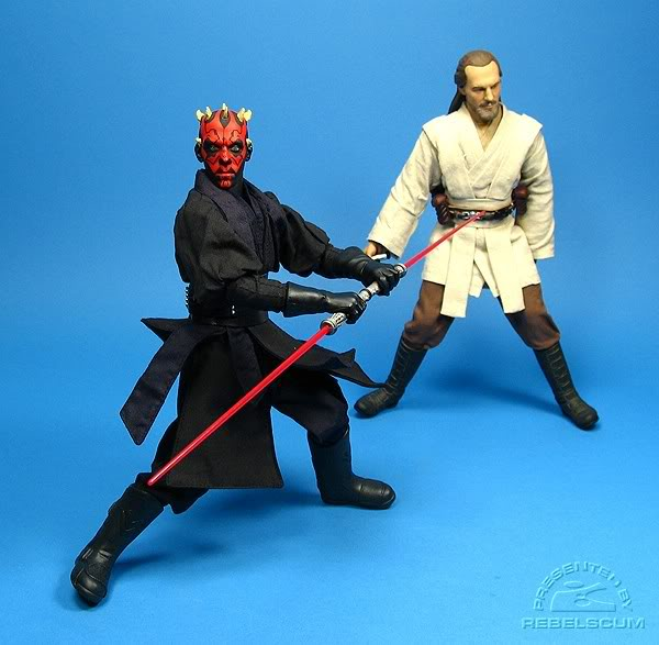 Lord of the Sith - 12 inch figures 66