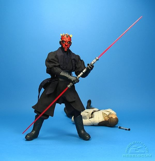Lord of the Sith - 12 inch figures 68