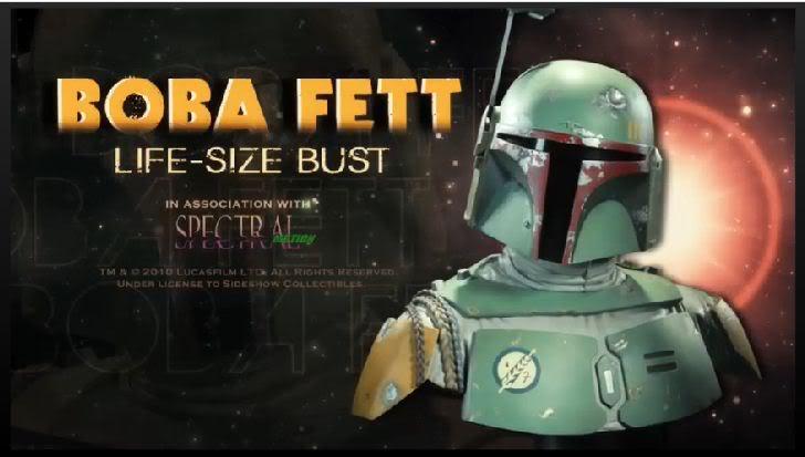 Boba Fett Life Size Bust Capture-14