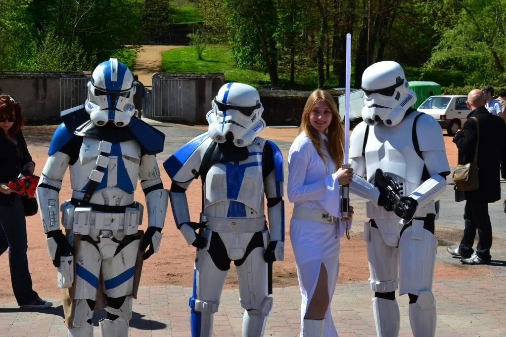 Clone Commander / Commandant Vill armure - Star Wars DSC_0332