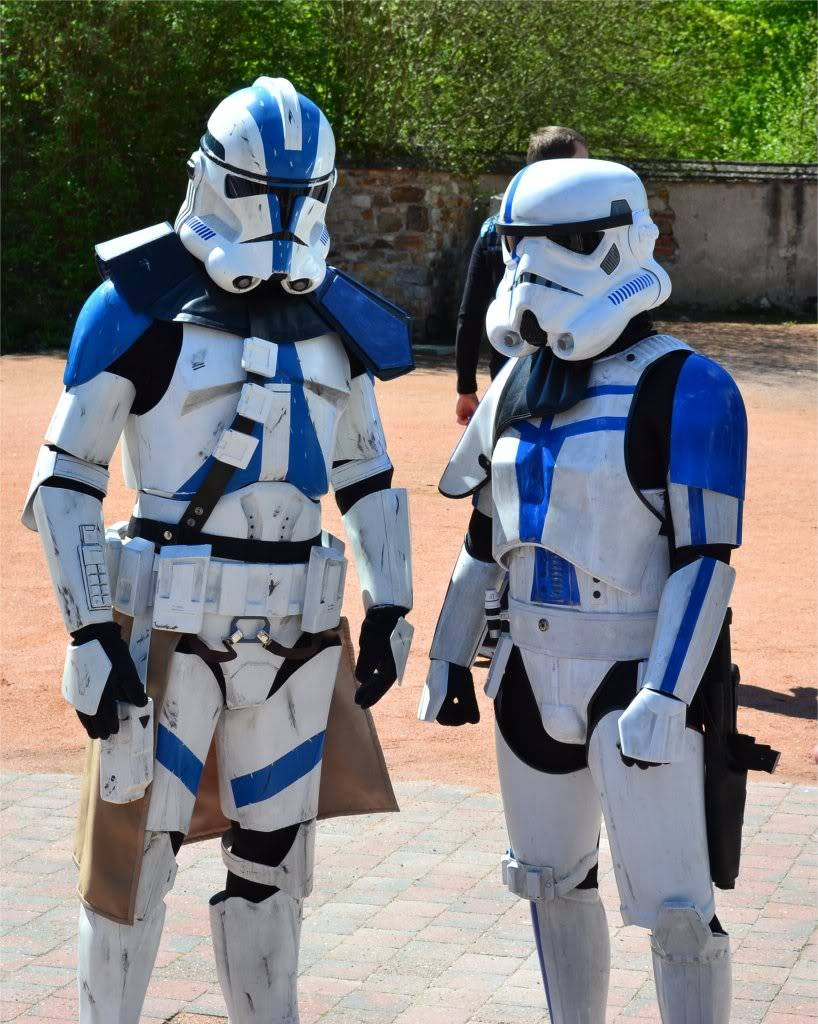 Clone Commander / Commandant Vill armure - Star Wars Image1