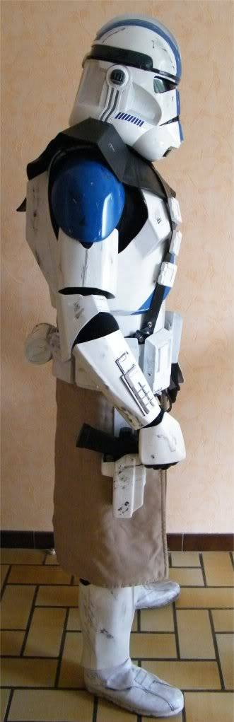 Clone Commander / Commandant Vill armure - Star Wars Image2