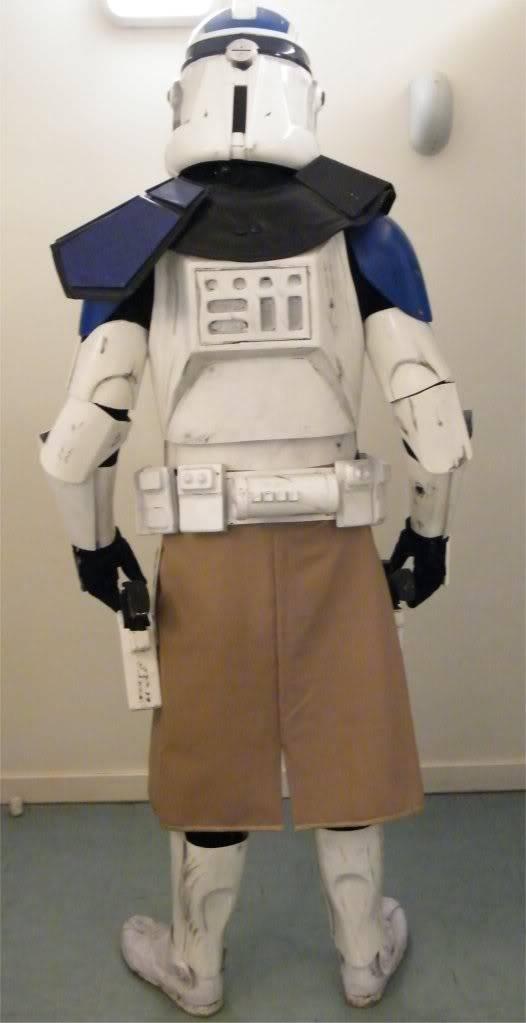 Clone Commander / Commandant Vill armure - Star Wars Image3