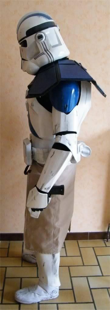 Clone Commander / Commandant Vill armure - Star Wars Image4