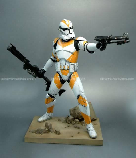 Clone Trooper Utapau ARTFX Statue 1006
