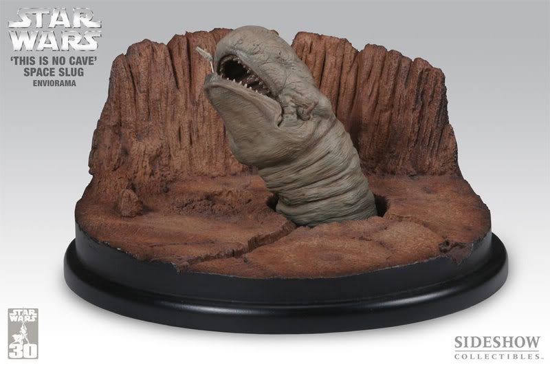Diorama 'This is No Cave' Space Slug Enviorama 2204_press01-001